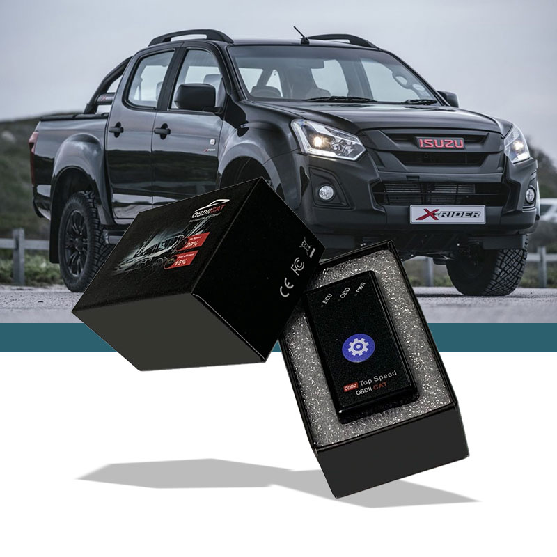 Isuzu Performance Chip